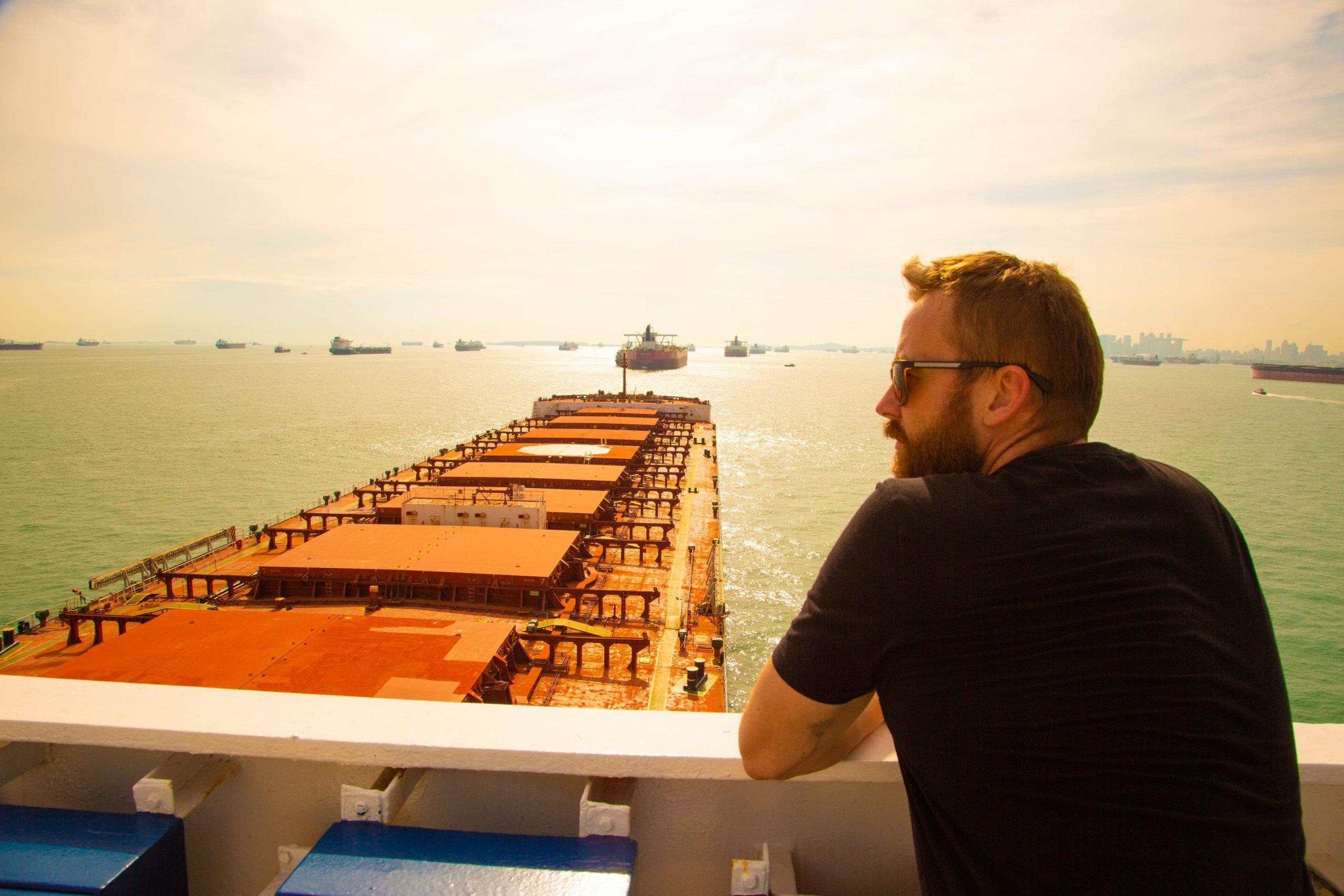 Самый трудный рейс в моей морской карьере. Капитанский блог.